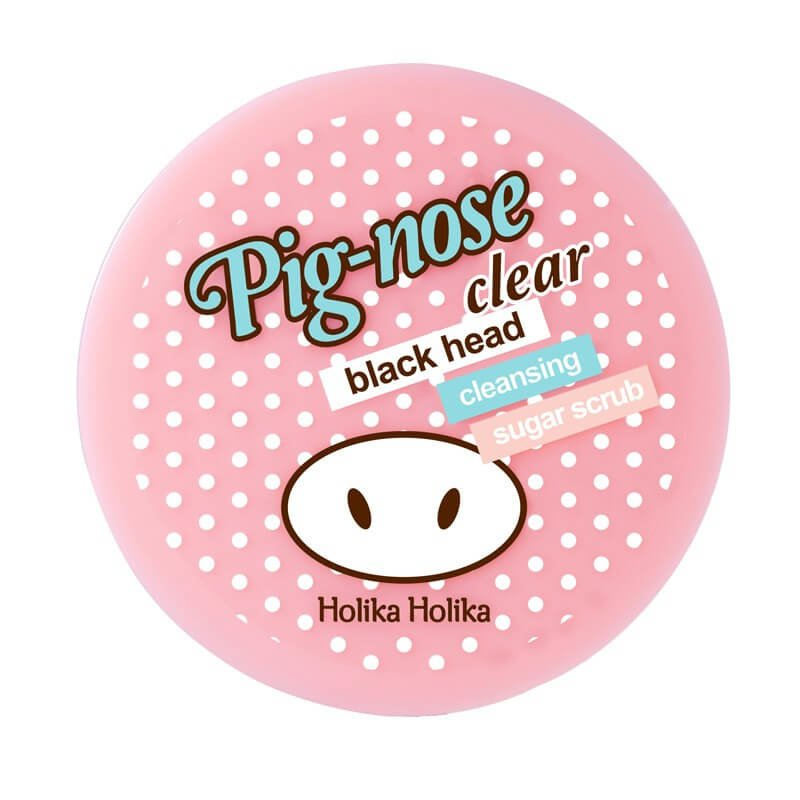 Holika Holika Pig Nose Clear Blackhead Cleansing Sugar Scrub