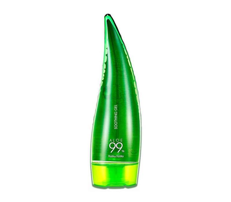 Holika Holika Aloe 99% Soothing Gel (55ml travel package)