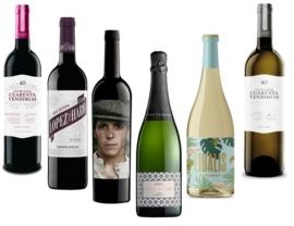 Kennismakingspakket Spaanse wijnen