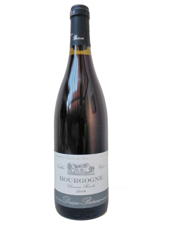 "Bourgogne ""Chaume Ronde"" 2018 - Danjean-Berthoux"