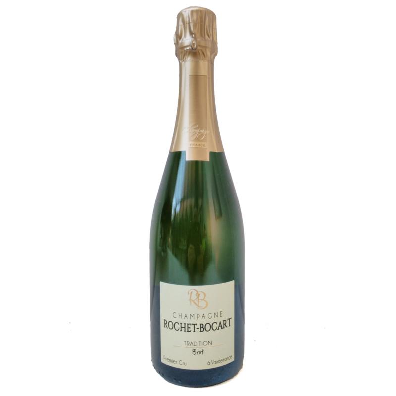 "Champagne Premier Cru ""Tradition"" Brut - Rochet-Bocart"
