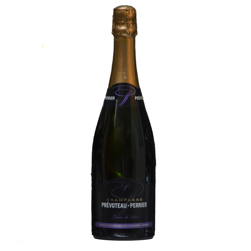 """Champagne """"Blanc de Noirs"""" - Prévoteau-Perrier"""
