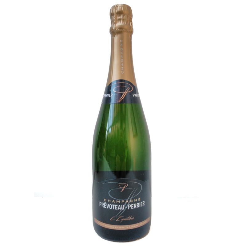 Champagne  L'Equilibre - Prévoteau-Perrier