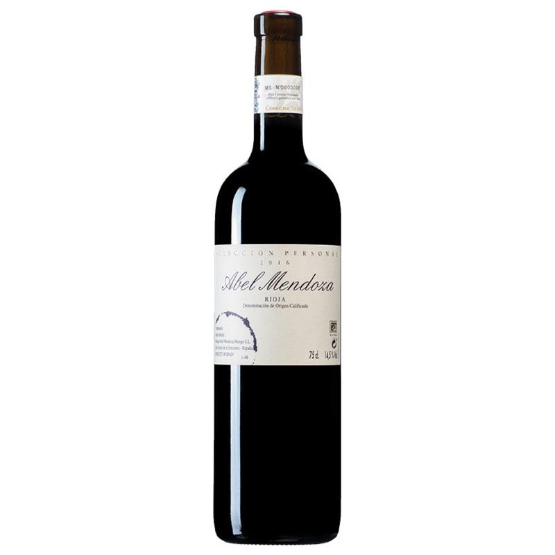 """Rioja """"Selección Personal"""" 2016 - Abel Mendoza"""