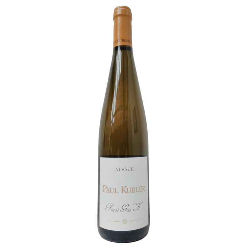 "Elzas Pinot Gris ""K"" 2016 - Paul Kubler"