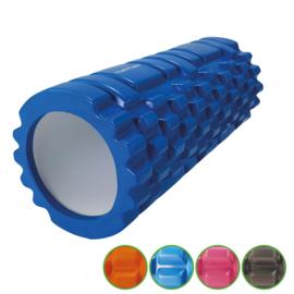 Yoga schuimroller EVA Foam - 33cm - met distrodensity zones