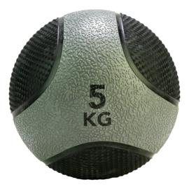 Tunturi Medicine Ball 5kg, Grey/Black