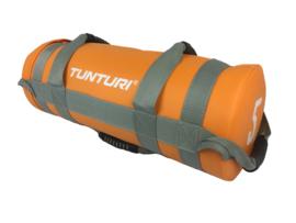 Tunturi Power bag - Strength bag - Sandbag - Fitness bag - 5 kg - Oranje