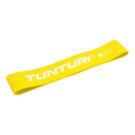 Tunturi Textiel Resistance/Weerstand Band, Licht, Geel