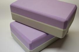Mila - Yogablok - schuim/EVA - meerdere kleurstellingen