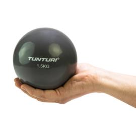 Tunturi Toning bal voor pilates, kracht en balans oefeningen - 1.5 KG