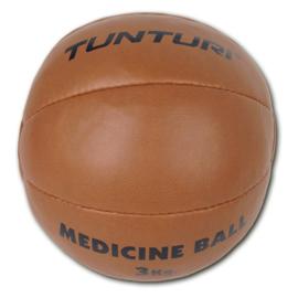 Medicijn bal - hoge kwaliteit kunstleer - 3 KG