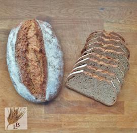 Biologische Doornik bruin desembrood (100% NL)