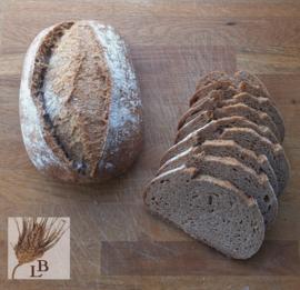 Biologische tarwe volkoren desembrood (100% NL)