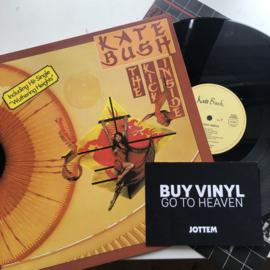 KATE BUSH - THE KICK INSIDE (USED RECORD)