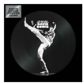 DAVID BOWIE - MAN WHO SOLD THE WORLD PICTURE DISC