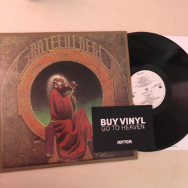 GRATEFUL DEAD - BLUES FOR ALLAH (USED RECORD)