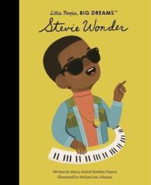 BOOK LITTLE PEOPLE BIG DREAMS: STEVIE WONDER