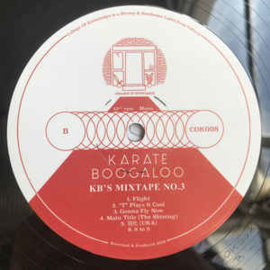 KARATE BOOGALOO - KB'S MIXTAPE NO 3!
