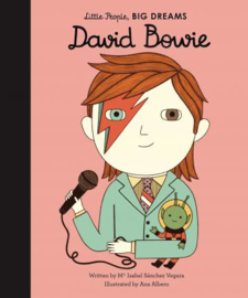 BOOK LITTLE PEOPLE BIG DREAMS: DAVID BOWIE