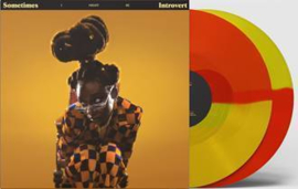 LITTLE SIMZ - SOMETIMES I MIGHT BE INTROVERT 2LP - RED/YELLOW VINYL