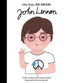 BOOK LITTLE PEOPLE BIG DREAMS: JOHN LENNON