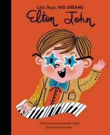 BOOK LITTLE PEOPLE BIG DREAMS: ELTON JOHN