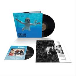 "NIRVANA - NEVERMIND 30th ANNIVERSARY LP+7"""