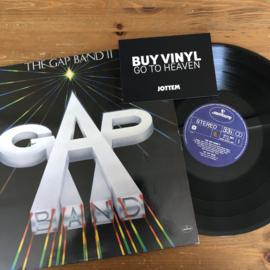 GAP BAND - GAP BAND II (USED RECORD)