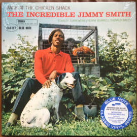 JIMMY SMITH - BACK AT THE CHICKEN SHACK
