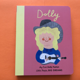 BOOK: LITTLE PEOPLE BIG DREAMS - MY FIRST DOLLY PARTON