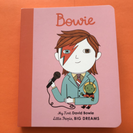 BOOK: LITTLE PEOPLE BIG DREAMS - MY FIRST DAVID BOWIE