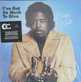 BARRY WHITE - I'VE GOT SO MUCH LOVE TO GIVE