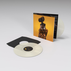 LITTLE SIMZ - SOMETIMES I MIGHT BE INTROVERT 2LP - WHITE VINYL