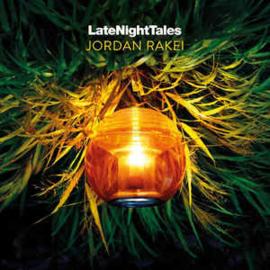 JORDAN RAKEI PRESENTS LATE NIGHT TALES 2LP