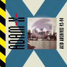 ADAM X - ARCHIVES '92-'94