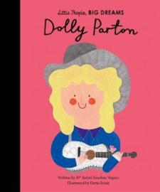 BOOK LITTLE PEOPLE BIG DREAMS: DOLLY PARTON