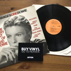 DAVID BOWIE - CHANGES ONE BOWIE (USED RECORD)