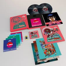 GORILLAZ - SONG MACHINE SEASON ONE (DELUXE BOX 2LP +CD)