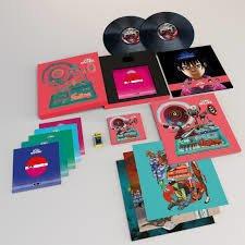 GORILLAZ - SONG MACHINE SEASON ONE (DELUXE BOX 2LP +CD)