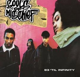 """SOULS OF MISCHIEF - '93 TILL INFINITY 7"""""""
