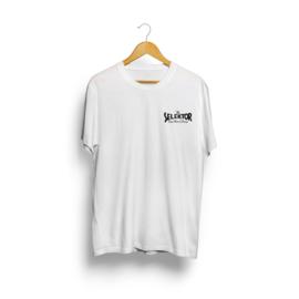 SELEKTOR T-SHIRT THE SELEKTOR WHITE SIZE XL