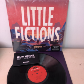 ELBOW - LITTLE FICTIONS (USED RECORD)