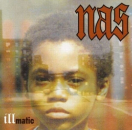 NAS - ILLMATIC CLEAR VINYL