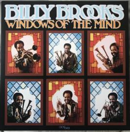 BILLY BROOKS - WINDOWS OF THE MIND 2LP