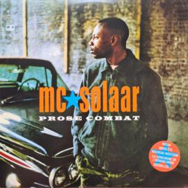 MC SOLAAR - PROSE COMBAT 2LP