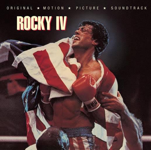 ROCKY IV - SOUNDTRACK PICTURE DISC