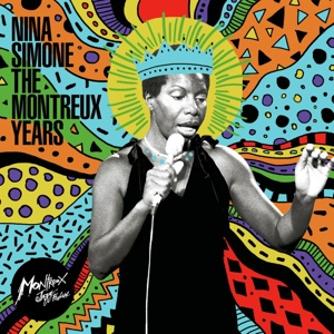 NINA SIMONE - THE MONTREUX YEARS