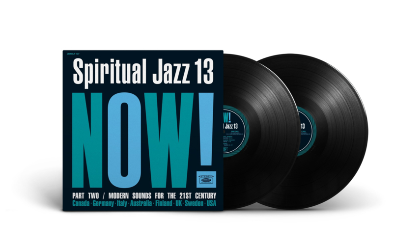 SPIRITUAL JAZZ VOL 13: NOW - VOL 2