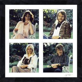 Vierluik ABBA at the Garden '75